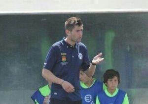 Dani Correas - Entrenador de fútbol