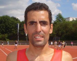 Javier Soto Rey - Atletismo
