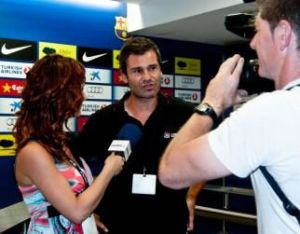 Cesar Méndez - Esntrenador de fútbol