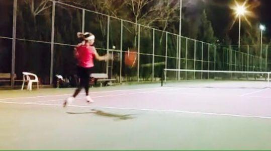 Alicia Comanescu - Tenis