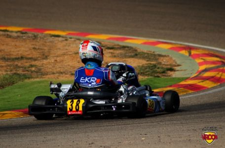 Oscar Palomo - Karting
