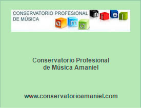Conservatorio Profesional de Música Amaniel