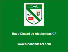 Rayo Ciudad de Alcobendas CF