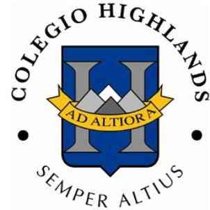 El Colegio Highlands y la UPAD inician un proyecto innovador