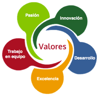 Valores UPAD Psicologia y Coaching Madrid