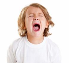 Taller La problemática de las rabietas en niños