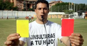 Los árbitros, la cabeza de turco del fútbol