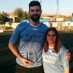 El Trival Valderas galardona a la UPAD por su divulgación de valores deportivos