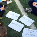Escuela de Valores en clubes deportivos
