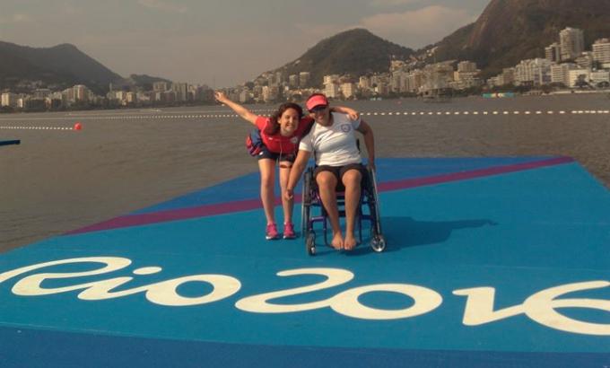 Entrevista a Alicia Cano, Psicóloga Deportiva del Comité Paralímpico de Chile