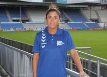 Entrevista a Amaia Oroz, psicóloga deportiva del Deportivo Alavés
