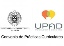 La UPAD y la Universidad Complutense de Madrid renuevan su Convenio de Prácticas Curriculares