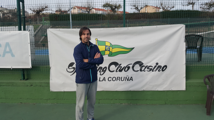 """Entrevista a Juan Pardo: """"El entrenamiento mental en tenis es fundamental"""""""
