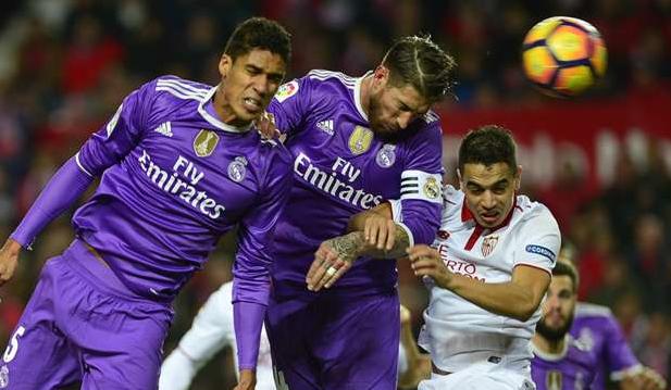 Sergio Ramos, tambien acabo la tuya