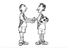 Anti valores del deporte: egoísmo