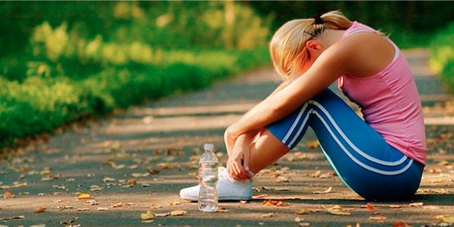El sindrome de burnout en deportistas