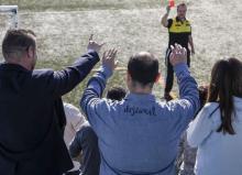 Padres, los valores del fútbol empiezan en vosotros