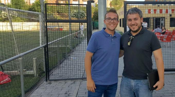 El CD Rayo Velilla se une a la Escuela de Valores UPAD