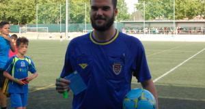 La UPAD presenta la tarjeta azul en la MadridSurCup