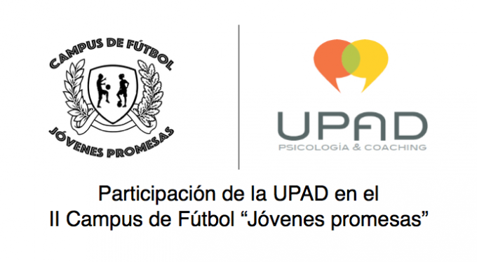 """Participación de la UPAD en el II Campus de Fútbol """"Jóvenes Promesas"""""""