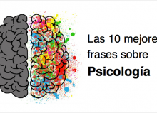 Las 10 mejores frases sobre Psicología