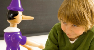 ¿Es bueno que tu hijo diga mentiras?