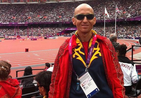 Ricardo de Pedraza - Atletismo