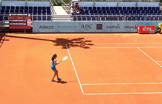 Carmen Gallardo - Tenis