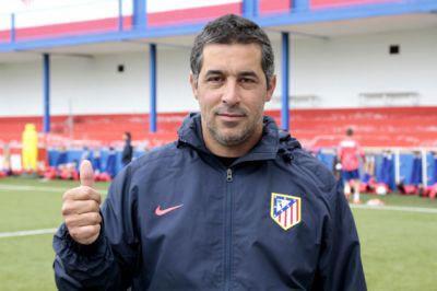 Óscar Mena - Entrenador de fútbol