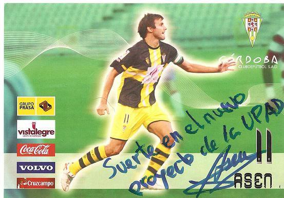 Jaime Asensio de la Fuente - Ex-futbolista