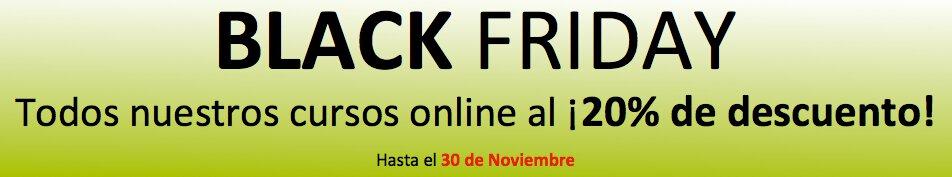 Black Friday - 20 Dto Cursos Online De Psicologia