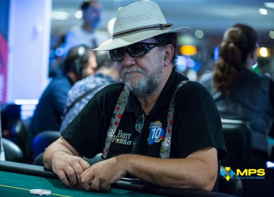 "Javier De Zarate ""El Tirantes"" - Poker"