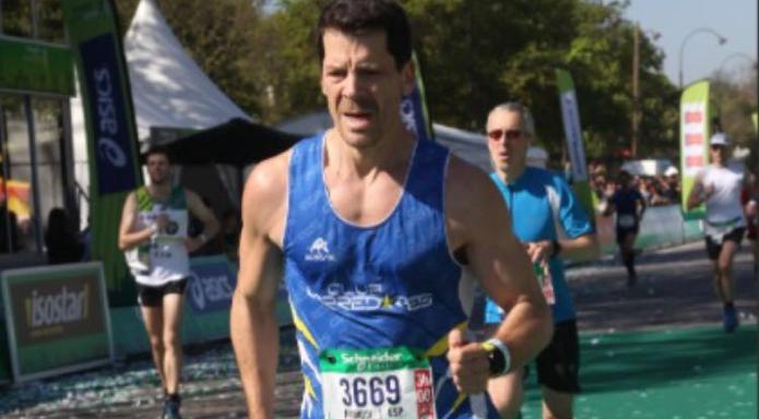 Juan Carlos Sánchez - Atletismo