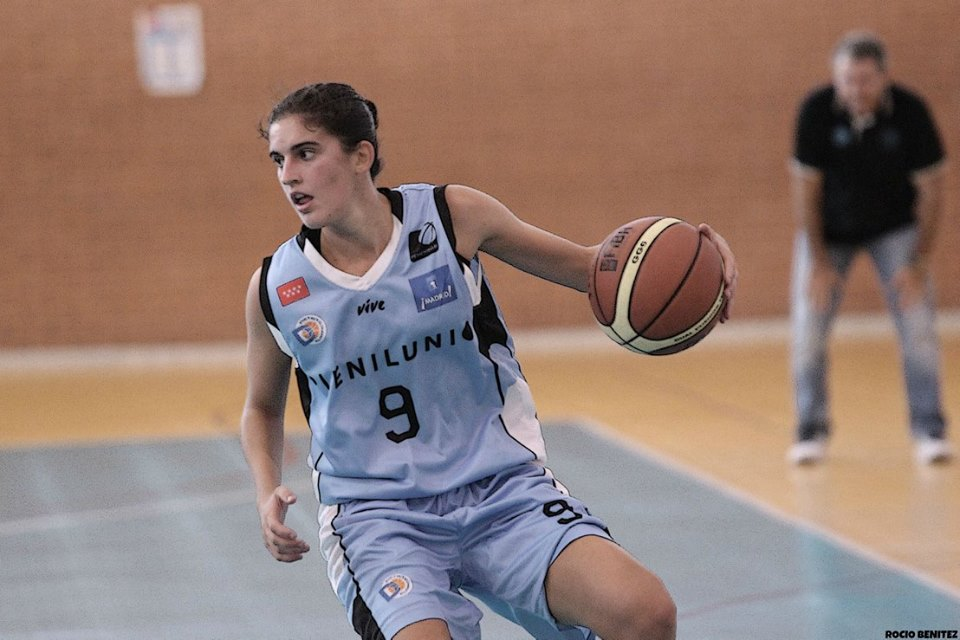 Laura Velasco - Baloncesto