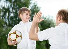Los padres del deporte