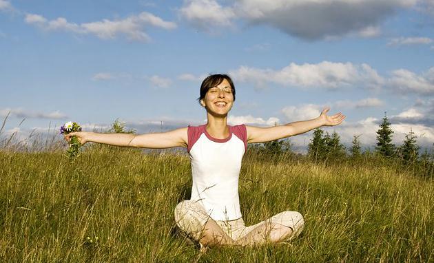Estrés vs. relajación