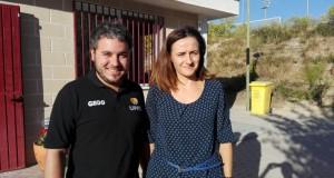 El CD Castilla-Chamartín ficha a la UPAD
