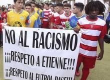 La historia de Etienne, jugador del Club Olímpico de Cadiz