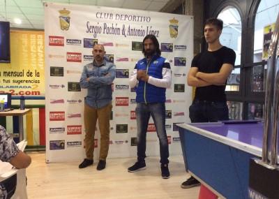 Psicología Deportiva en el CDE Sergio Pachón y Antonio López