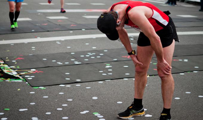 Efectos negativos del exceso de deporte