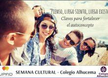 Semana cultural Colegio Alhucema: desarrollo educativo + desarrollo personal