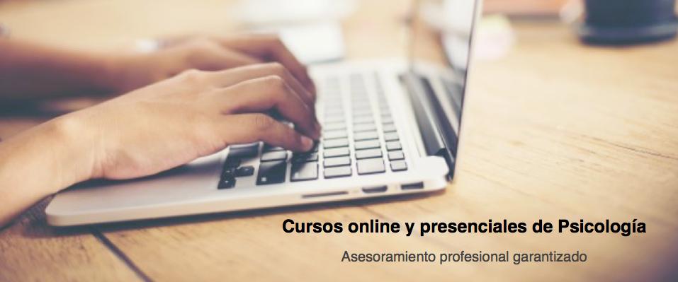 Cursos online de Psicología y Coaching en Madrid
