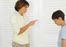 ¿Cómo gestionar las broncas con mis hijos?