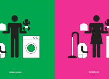 Rol de género: contribución de los padres a los hijos