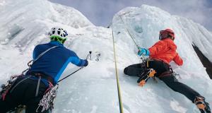 5 claves para gestionar el miedo en la escalada