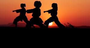Kime desde las artes marciales hasta la vida cotidiana