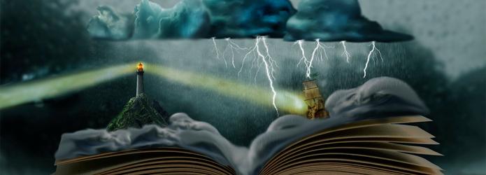 hay que ser valiente para abrir un libro y adentrarse en él