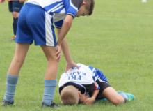 Lesiones deportivas en niños y adolescentes
