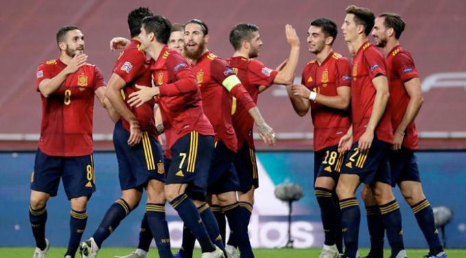 España 6 - 0 Alemania: un subidón de autoestima